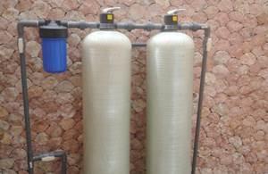 Filter air penghilang keruh dan bau