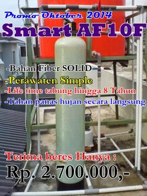 Promo Pasang Filter air Bulan Oktober 2014