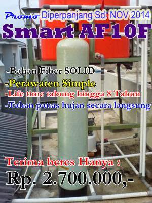 Promo Filter penyaring air Bulan November 2014