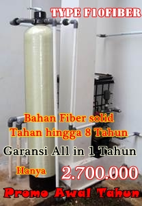 Promo Filter penyaring air Bulan Januari 2015