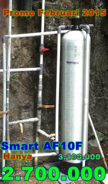 Promo Pasang Filter air bulan Februari 2015