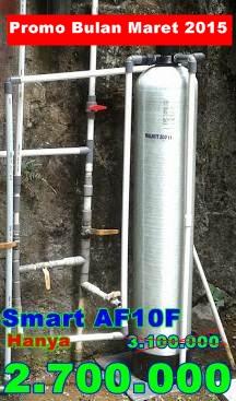 Promo Filter penyaring air Bulan Maret 2015