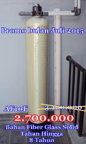 Promo Pasang Filter air bulan Juli 2015