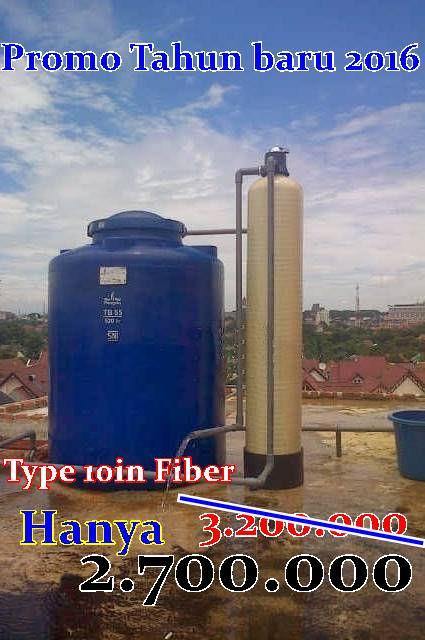 Promo Pemasangan Filter air Januari 2015