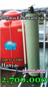Promo Pemasangan Filter air Februari 2016