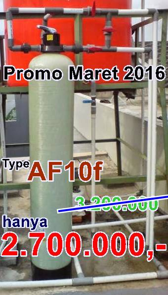 Promo Pemasangan Filter air Maret 2016