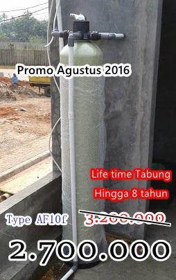 filter air Agustus 2016
