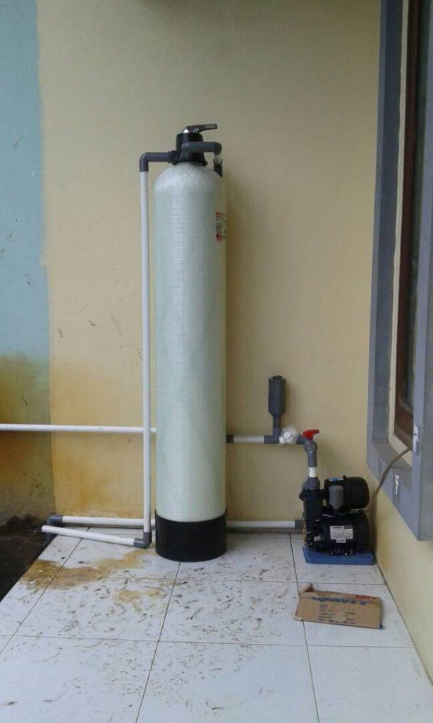 Filter yang cocok untuk air keruh