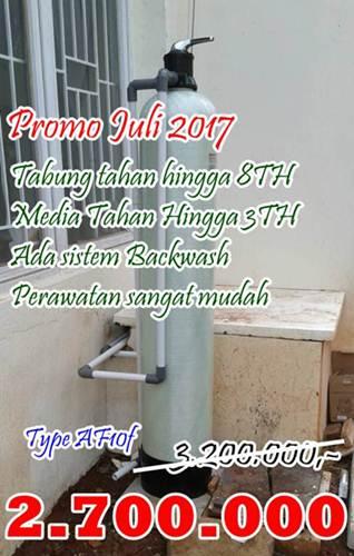 Promo PemasanganFilter air Bulan Juli 2017